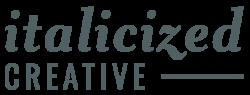 Italicized Creative